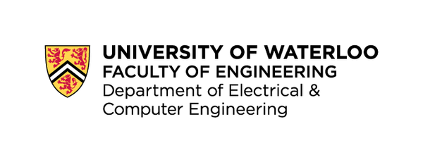 University of Waterloo Department of Electrical and Computer Engineering