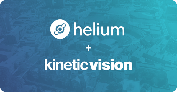 Kinetic Vision + Helium