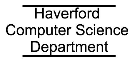 Haverford CS Department