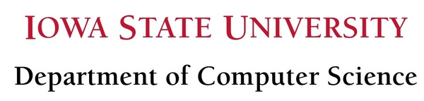 Iowa State Department of Computer Science