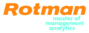 Rotman Master of Management Analytics