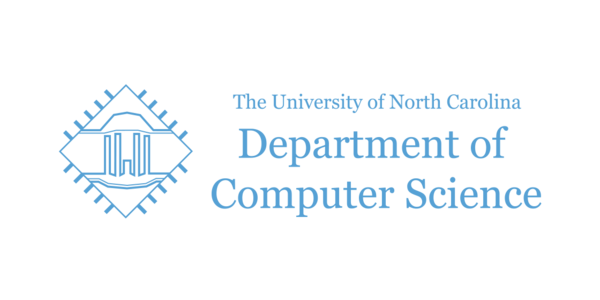 UNC-CH Department of Computer Science