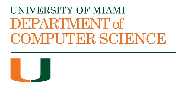 University of Miami Department of Computer Science