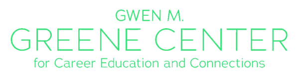 Gwen M. Greene Center for Career Eduation and Connections
