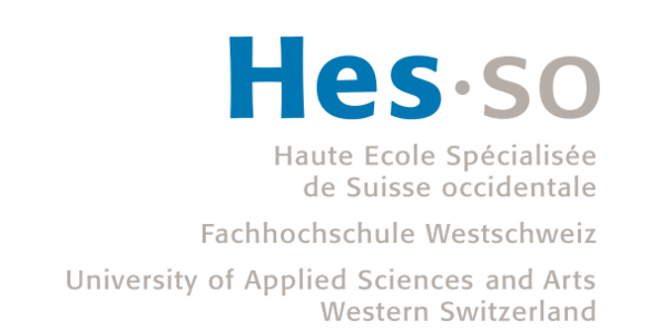 University of Applied Sciences Western Switzerland