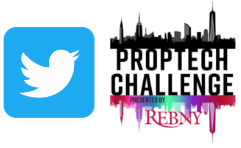 Follow the PropTech Challenge on Twitter
