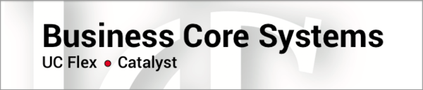 Business Core Systems