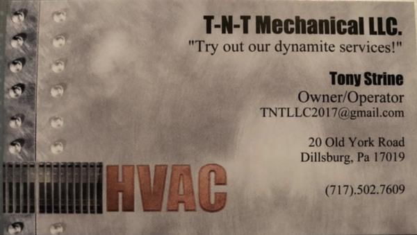T-N-T Mechanical LLC