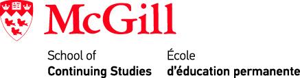 McGill University, School of Continuing Studies