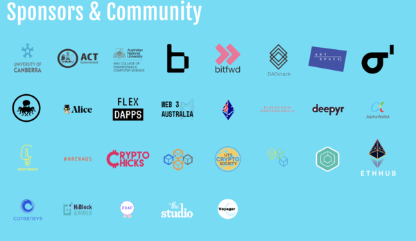 all sponsors and communities