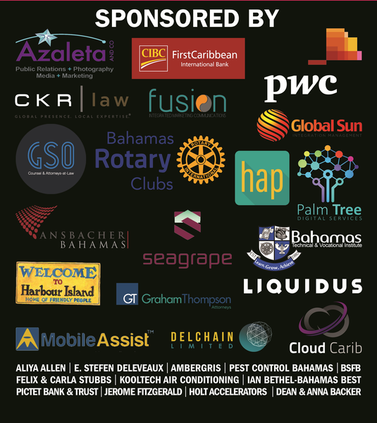 Thank you to our sponsors: