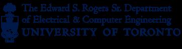 Electrical & Computer Engineering, University of Toronto