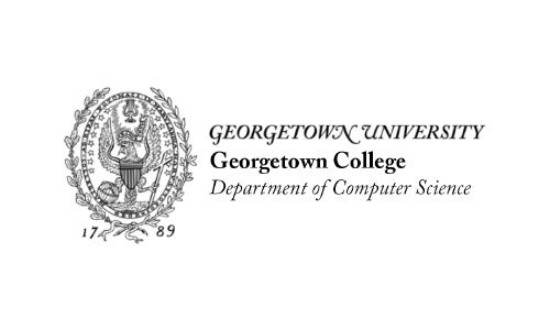 Georgetown University Department of Computer Science