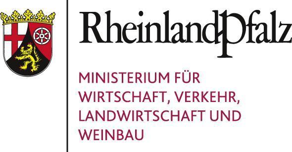 Ministeriums für Wirtschaft, Verkehr, Landwirtschaft und Weinbau (MWVLW) Rheinland-Pfalz