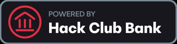 HackClub Bank