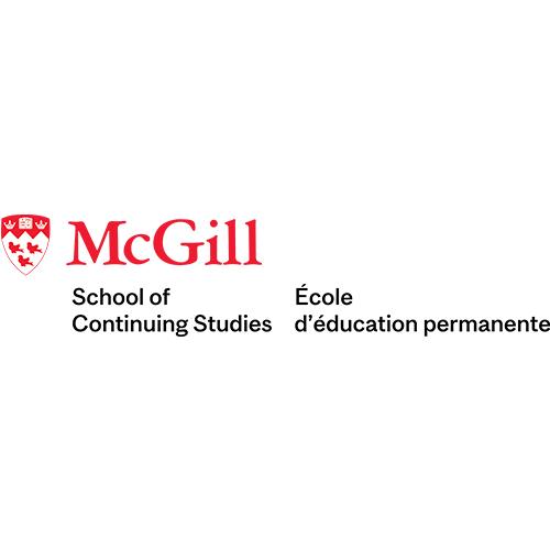 Mcgill school of continuing studies