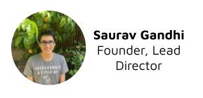 Saurav Gandhi