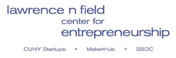 Lawrence N. Field Center for Entrepreneurship