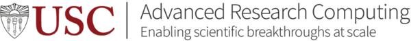 USC Advanced Research Computing