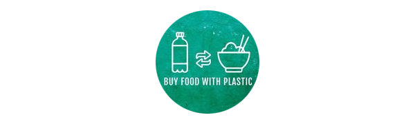 Buy Food with Plastic