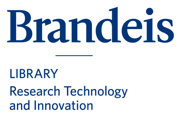 Brandeis Library Research Technology and Innovation