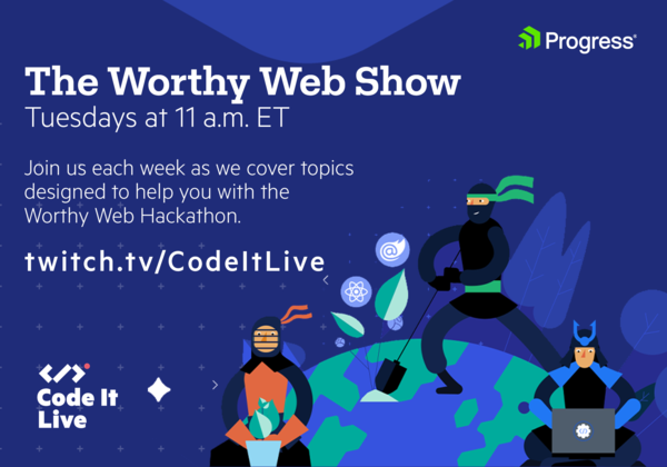 The Worthy Web Show