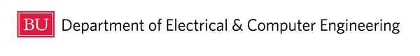 BU Electrical and Computer Engineering