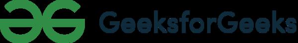 GeeksforGeeks