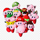 Kisspng super smash bros kirby super star ultra meta knig kirby 5acf4dbf6149a0.2912539115235352953985