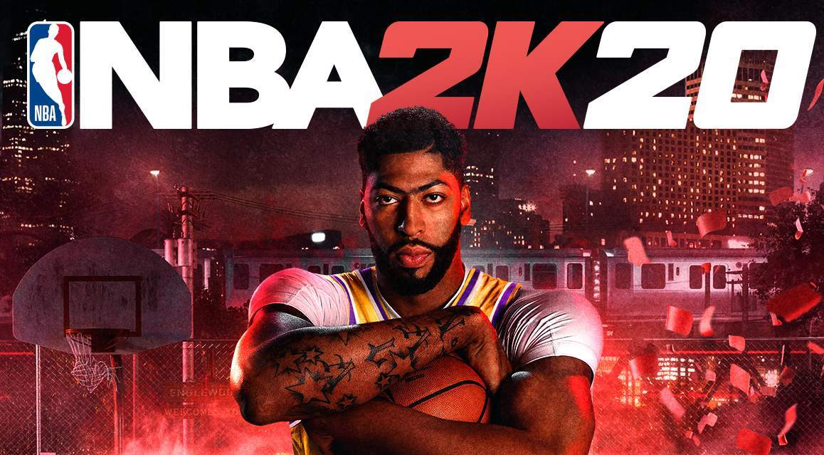 Nba2k20 game art