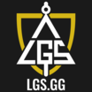 Lgs logo square brandmark url bg black object color lite w512xh512