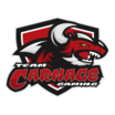 Official team carnage gaming logo %28with shield%29