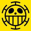 Trafalgar law logo by janxangel
