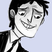 Adachi smirking