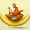 Banana budha