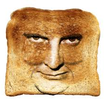 Powdered toast