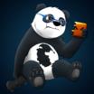 Pangaeapanga panda