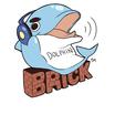 Dolphinbrick logo(withoutaudio)