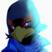 Blue flaco