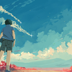 To the sky by hangmoon d655wks