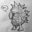 So  a rammus rolls into a bar    by royalflushxx d4hol09