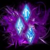 Rarity diamonds cutie mark by tvolcom322 d52t3fc