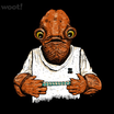 Star wars ackbar its a trap chinese finger trap t shirt