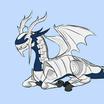 Corrin dragon twitter icon