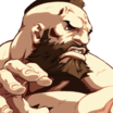 Zangief portrait