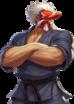 Mr karate xiii artwork