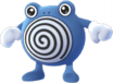 Poliwhirl pokemon lets go