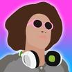 Youtube profile pic cartoon shluk finished