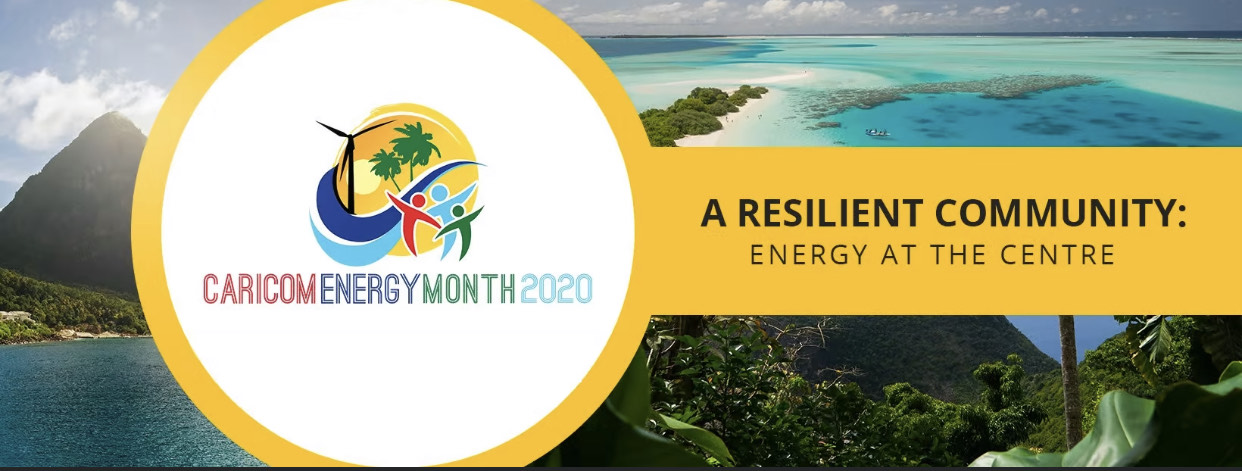 CARICOM Energy Personality Series 2020