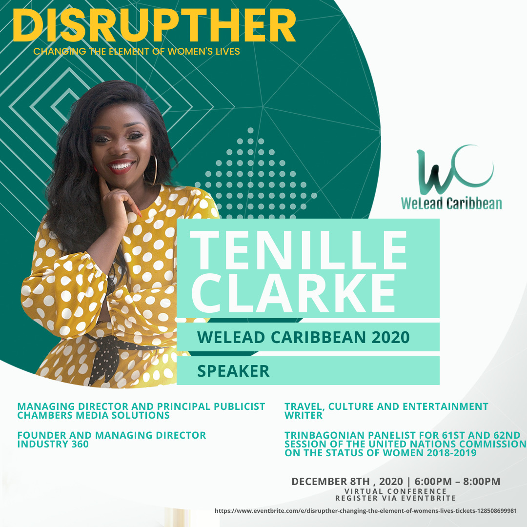 WeLead Caribbean Women Empowerment Conference
